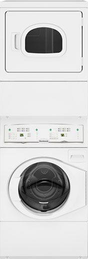 Commercial Stack Washer Dryers Photo