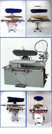 Drycleaning Press
